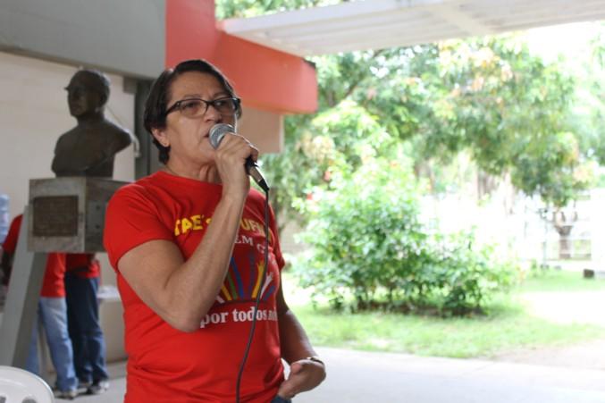 Sônia Baldez também participou das avaliações.